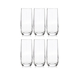 Home Collection Basics - Set of six hi-ball glasses