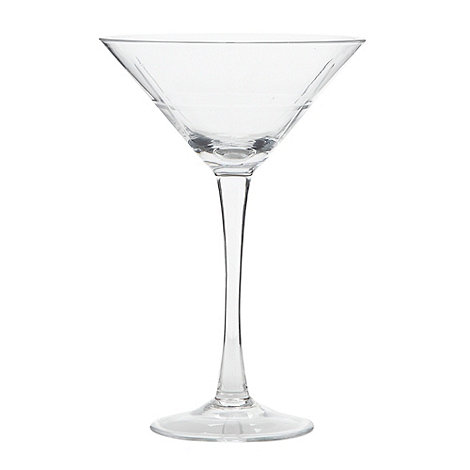 Debenhams - Bar Atlantic martini glass