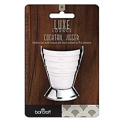Barcraft - Luxe Lounge 'Jigger' measure