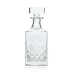 Debenhams - Castalia' square decanter