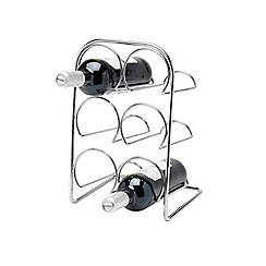 Hahn - Pisa 6 bottle wine rack