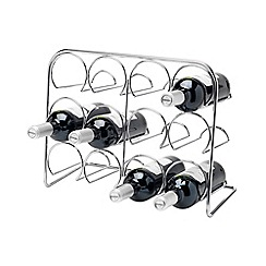 Hahn - Pisa 12 bottle wine rack