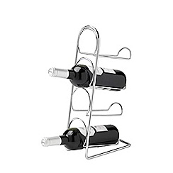 Hahn - Pisa 4 bottle wine rack