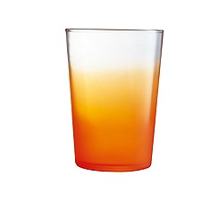 Arc - Juice Bar orange tumbler