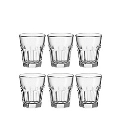 Leonardo - Set of six 'Rock' shot glasses
