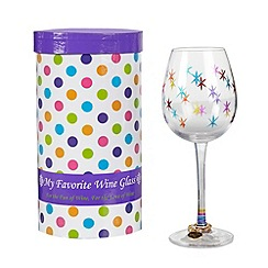 Momo Panache - 'My favourite' wine glass