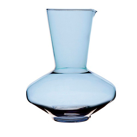 Sagaform - Blue tinted carafe