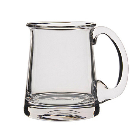 Dartington - Crystal 'Torrington' tankard