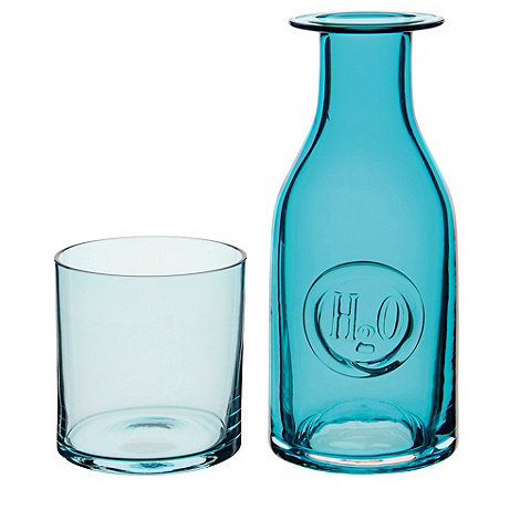 Dartington - Aqua +H20+ carafe and tumbler set