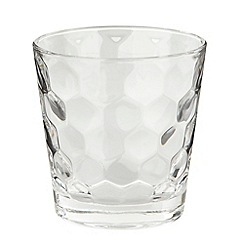 Vidivi Glass made in italy - Honey' tumbler