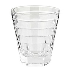Vidivi Glass made in italy - Baguette' tumbler