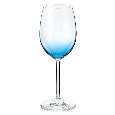 Leonardo - Blue +Dream+ wine glass