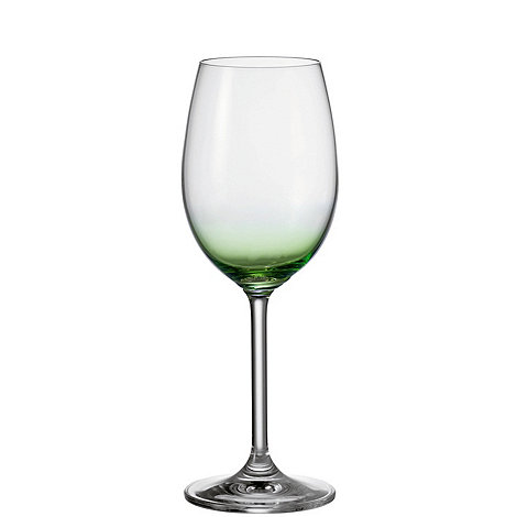 Leonardo - Green +Dream+ Wine Glass