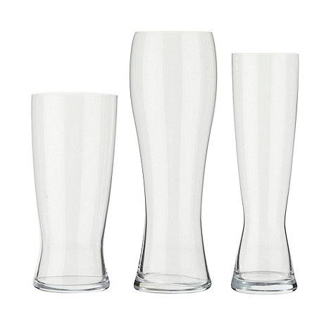 Spiegelau - Non-lead crystal connoisseur beer glass set