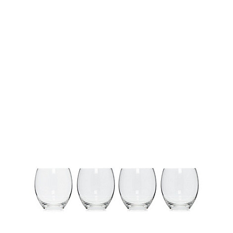 Denby - Set of four +Alfresco+ small tumblers