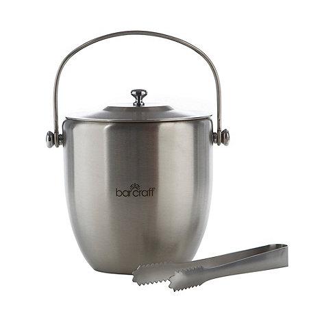 Barcraft - Stainless steel ice bucket