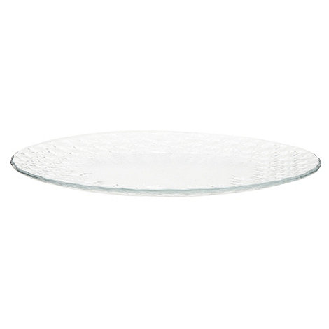 Vidivi Glass made in italy - Galassia+ charger plate