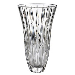 Marquis by Waterford - Crystal 'Rainfall' 28cm vase