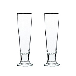 Leonardo - Set of two 0.3l pilsner beer glasses