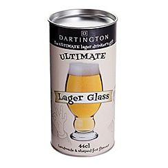 Dartington - 'Ultimate' lager glass
