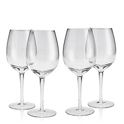 Denby - Set of four 'Afresco' wine glasses