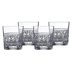 Royal Doulton - Oblique Tumbler 4pce Set
