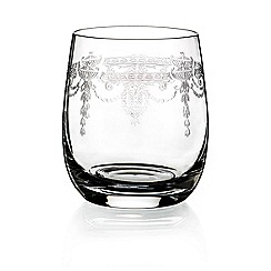 Debenhams - Panto Etched Tumbler set of 6