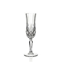 Royal Crystal Rock - Opera set of 6 champagne flutes