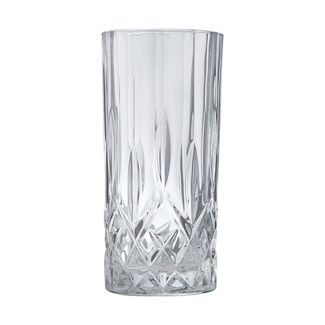 Royal Crystal Rock - Crystal 'Opera' whisky hi-ball glass
