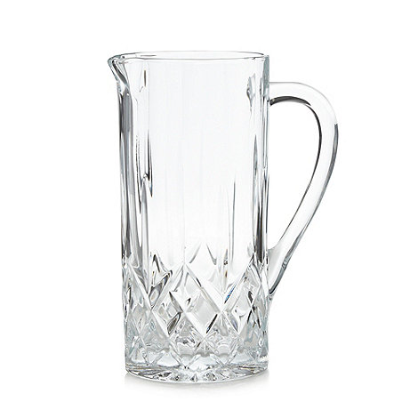Royal Crystal Rock - Crystal +Opera+ glass water jug