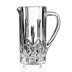 Royal Crystal Rock - Opera' crystal glass water jug