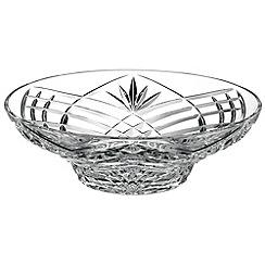 Royal Crystal Rock - Crystal 'Orchieda' centre piece bowl