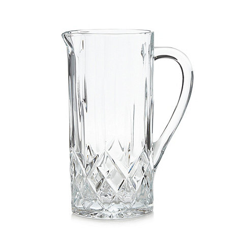 Royal Crystal Rock - Crystal glass +Opera+ whiskey liqueur jug