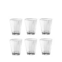 Ego by Vetri Delle Venezie - Set of six 'Mimosa' hi-ball glasses