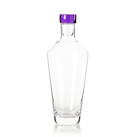 Ben de Lisi Home - Designer individual glass decanter