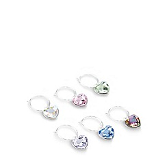 Star by Julien Macdonald - Pack of six wine charms