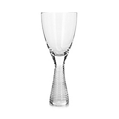 Star by Julien Macdonald - Tapered stem wine glass
