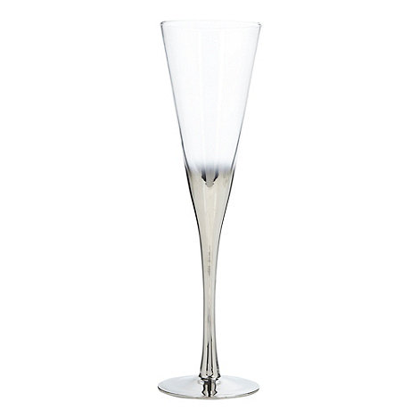 Star by Julien Macdonald - Designer glass silver flute