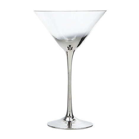 Star by Julien Macdonald - Designer glass silver cocktail glass