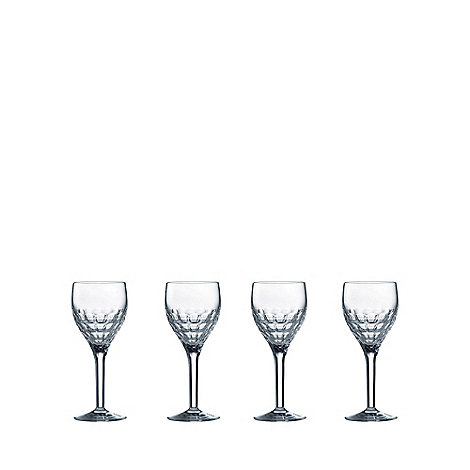 Royal Doulton - Set of four +Richmond+ wine glasses