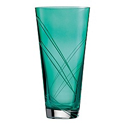 Royal Doulton - Medium 'Viva' Vase 25cm Green