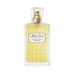 DIOR - Miss Dior Eau De Toilette Originale 100ml