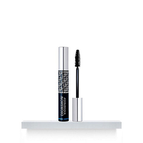 DIOR - Diorshow Waterproof - Backstage Makeup Mascara