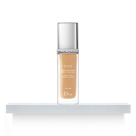 DIOR - +Diorskin Nude+ liquid foundation 30ml