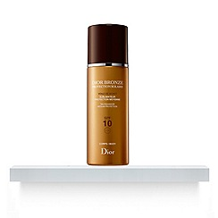 DIOR - Dior Bronze - Voile de Monoï Tan Enhancer Medium Protection SPF 10