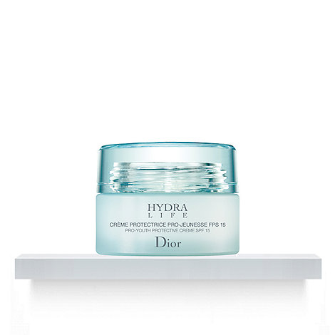 DIOR - Hydra Life  - Pro-Youth Protective Crème SPF 15