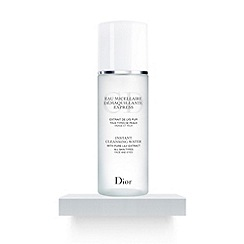 DIOR - 'Instant' cleansing water 200ml