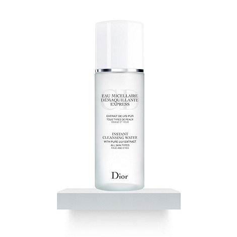 DIOR - +Instant+ cleansing water 200ml