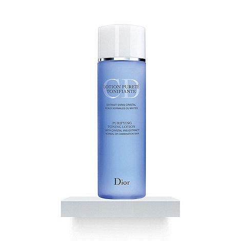 DIOR - +Purifying+ toning lotion 200ml