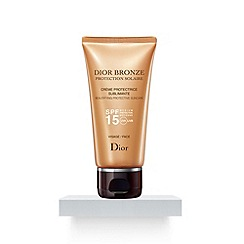 DIOR - Dior Bronze Beautifying protective suncare - Face SPF15 50ml